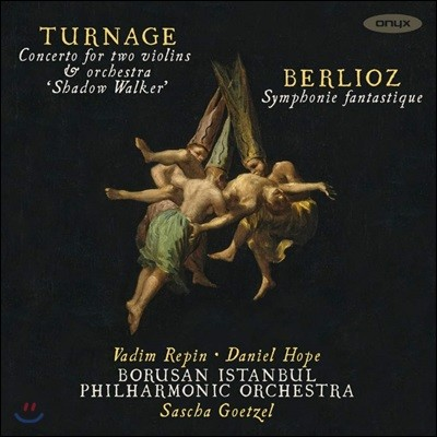 Sascha Goetzel / Daniel Hope / Vadim Repin 베를리오즈: 환상 교향곡 (Berlioz: Symphonie fantastique)