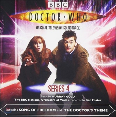 BBC 닥터 후 시리즈 4 드라마음악 (Doctor Who Series 4 OST by Murray Gold)