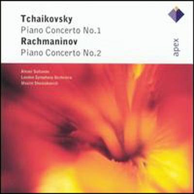 차이코프스키 : 피아노 협주곡 1번, 라흐마니노프 : 피아노 협주곡 2번 (Tchaikovsky : Piano Concerto No.1 Op.23, Rachmaninov : Piano Concerto No.2 Op.18) - Alexei Sultanov