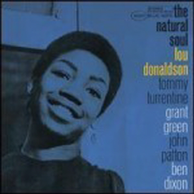Lou Donaldson - The Natural Soul (RVG Edition)
