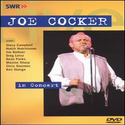 Joe Cocker - In Concert (DVD)(2001)