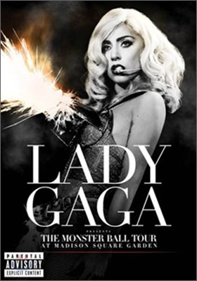 Lady Gaga - Lady Gaga Presents: The Monster Ball Tour At Madison Square Garden [DVD]