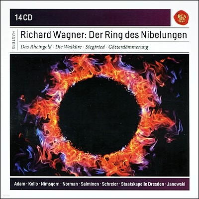 Marek Janowski 바그너 : 니벨룽겐의 반지 (Wagner : Der Ring des Nibelungen)