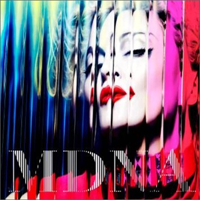 Madonna - MDNA (Deluxe Version)