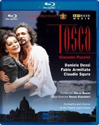 Daniela Dessi / Marco Boemi 푸치니: 토스카 (Puccini: Tosca)