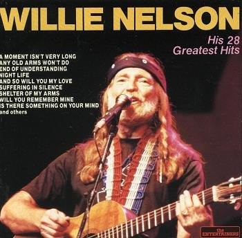 Willie Nelson - His 28 Greatest HIts (수입)