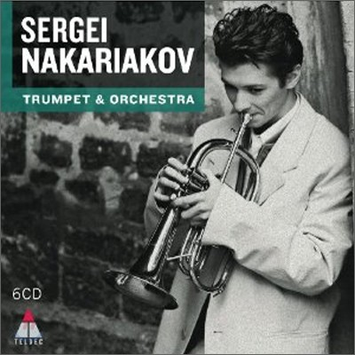 Sergei Nakariakov 세르게이 나카리아코프 박스세트: 트럼펫과 오케스트라 (Trumpet & Orchestra)