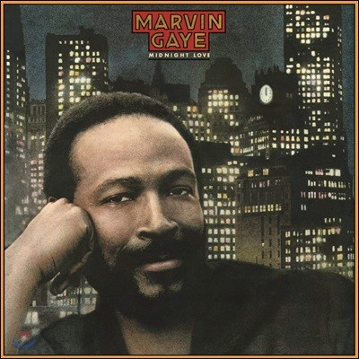 Marvin Gaye (마빈 게이) - Midnight Love [LP]