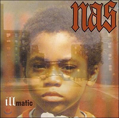 Nas (나스) - Illmatic [LP]