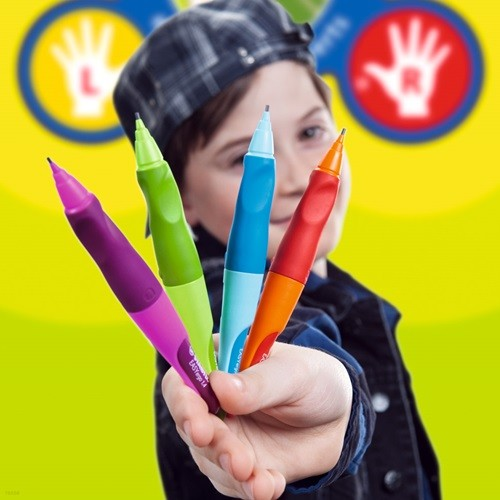 [STABILO] 스타빌로 이지에고 샤프식 교정 연필 EASYergo pencil