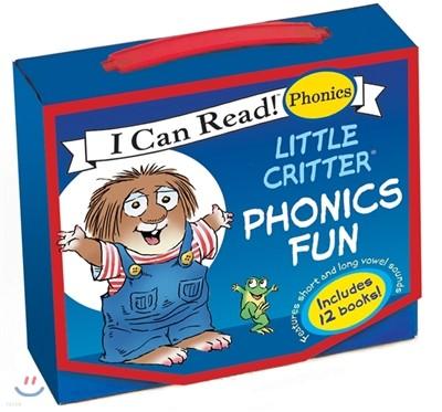 Little Critter Phonics Fun : I Can Read! Phonics