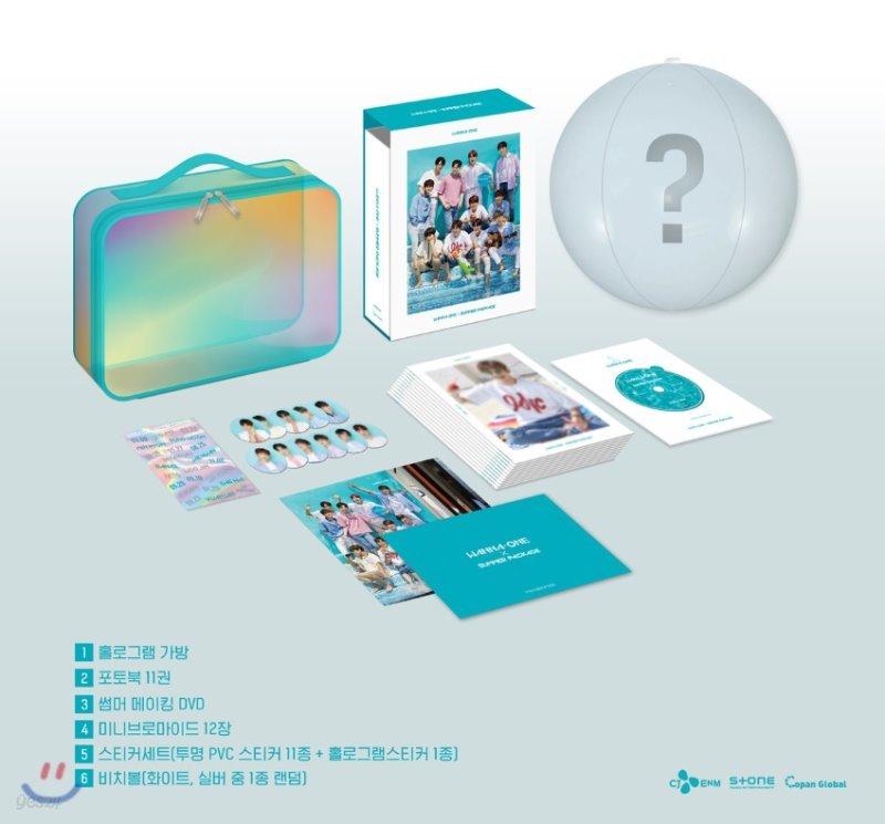워너원 (Wanna One) - Wanna-One X Summer Package