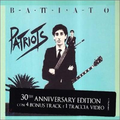 Franco Battiato - Patriots (30th Anniversary Edition)