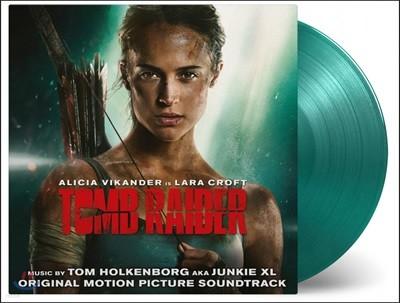 툼 레이더 영화음악 (Tomb Raider OST by Tom Holkenborg aka Junkie XL) [투명 그린 컬러 2LP]