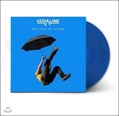 Kodaline (코다라인) - Politics Of Living [블루 컬러 LP]