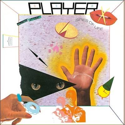Player - Spies Of Life (LP miniature)