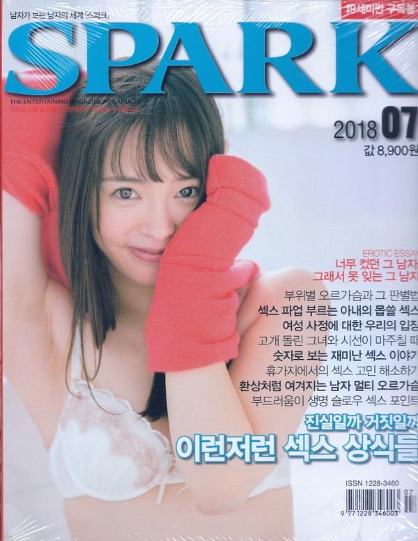 (새.책수준) 스파크 SPARK : 2018년 7월