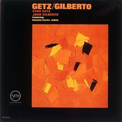 Stan Getz & Joao Gilberto - Getz/Gilberto (Ltd. Ed)(Hi-Res CD (MQA x UHQCD)(일본반)