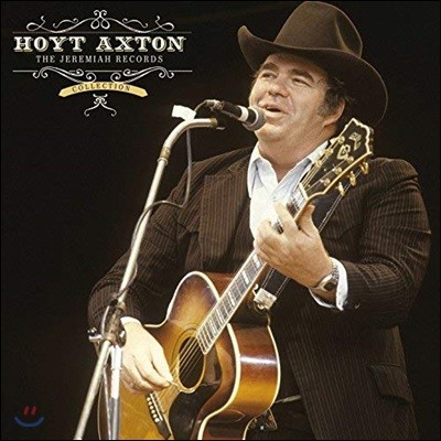 Hoyt Axton (호이트 액스턴) - The Jeremiah Records Collection (5CD Box Set)