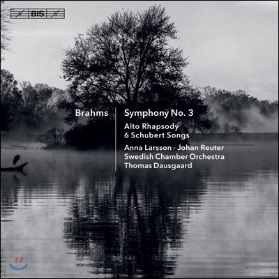 Thomas Dausgaard 브람스: 교향곡 3번 (Brahms: Symphony No. 3) 토마스 다우스고르