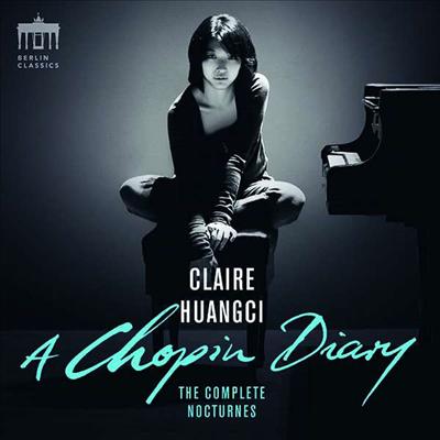 쇼팽: 녹턴 전곡집 (Chopin: Complete Nocturnes) (2CD) - Claire Huangci