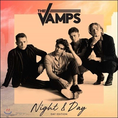 The Vamps (더 뱀프스) - Night & Day (Day Edition) 3집