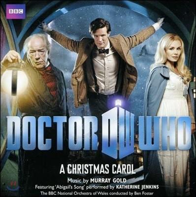 BBC 닥터 후 크리스마스 캐롤 드라마음악 (Doctor Who: A Christmas Carol by Murray Gold)