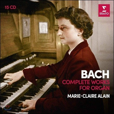 Marie-Claire Alain 바흐: 오르간 작품 전집 (Bach: Complete Organ Works)