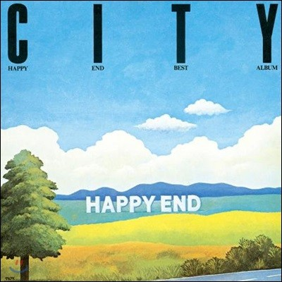 Happy End (해피 엔드) - CITY - HAPPY END Best Album [Limited Edition]