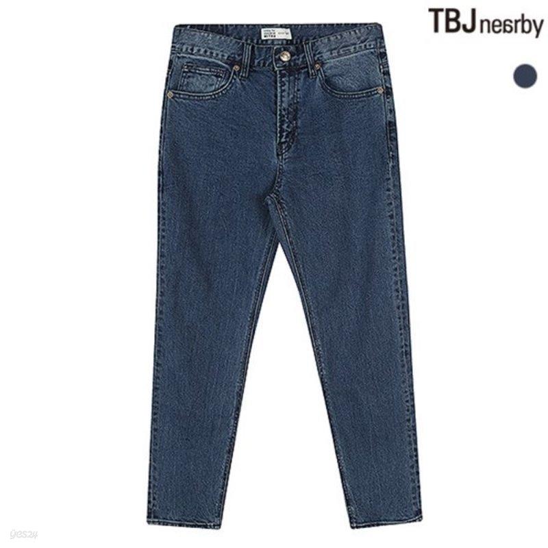[TBJ]유니 레귤러 M톤 레트로 데님(T185DP413P)