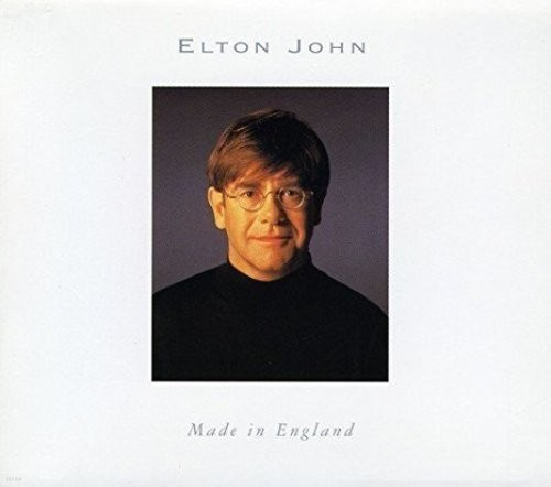 [주로파] Elton John / Made In England (아웃케이스/수입CD)