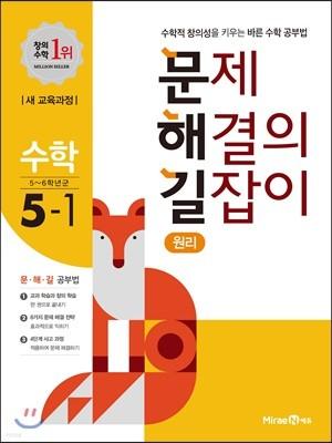 문제 해결의 길잡이 원리 수학 5-1 (2020년용)