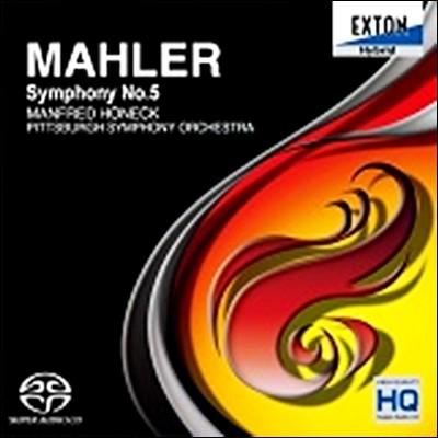 Manfred Honeck 말러: 교향곡 5번 - 만프레드 호네크 (Mahler: Symphony No.5 in c sharp minor)