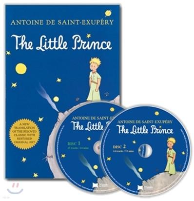 The Little Prince (BOOK & CD) : '어린 왕자' 영문판 원서 + CD 세트