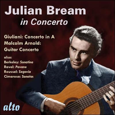 줄리안 브림 인 콘체르토 : 줄리아니, 아놀드 기타 협주곡 외