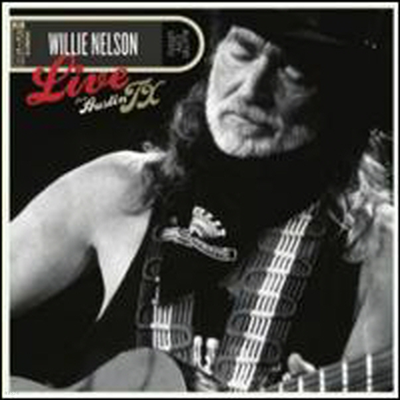 Willie Nelson - Live from Austin TX (2LP)