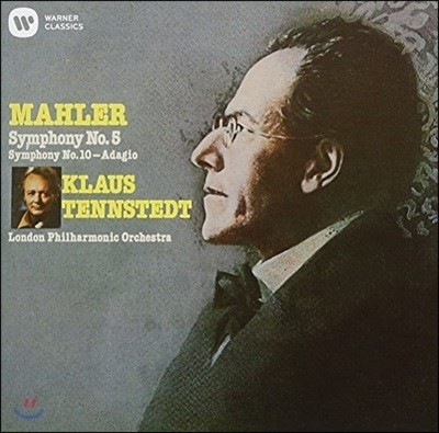 Klaus Tennstedt 말러: 교향곡 5번, 10번 (Mahler: Symphony No. 5, 10) 클라우스 텐슈테트