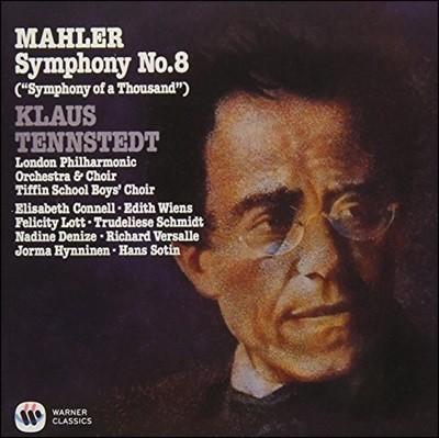 Klaus Tennstedt 말러: 교향곡 8번 '천인교향곡' (Mahler: Symphony No. 8 'Symphony of a Thousand') 클라우스 텐슈테트