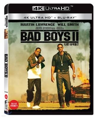 나쁜 녀석들 2 (2Disc 4K UHD + BD 일반판) : 블루레이