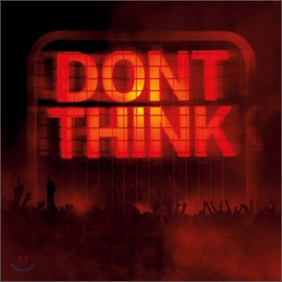 The Chemical Brothers - Don't Think (Standard Package)