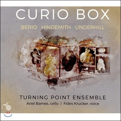 Turning Point Ensemble 힌데미트: 실내음악 3번 / 베리오: 포크송 / 언더힐: 첼로 협주곡 (Hindemith: Kammermusik No. 3 / Berio: Folk Songs / Underhill: Cello Concerto)
