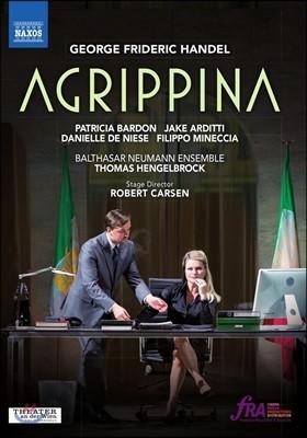 Thomas Hengelbrock / Patricia Bardon 헨델: 오페라 '아그리피나' (Handel: Agrippina)