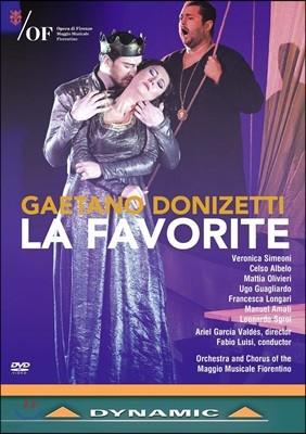 Fabio Luisi / Veronica Simeoni 도니제티: 오페라 '라 파보리타' (Donizetti: La Favorite)