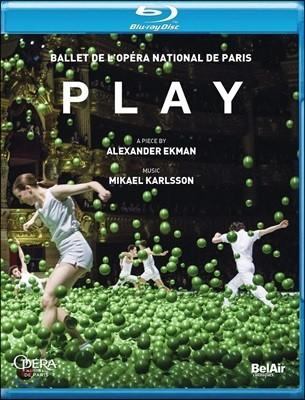 파리 오페라 발레단 - 알렉산더 에크만: '놀이' (Alexander Ekman: Play)