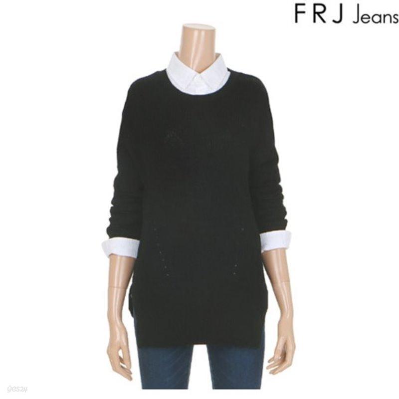 [FRJ]여성 하찌조직솔리드풀오버니트(F61F-KP51ZB)