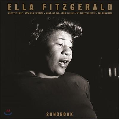 Ella Fitzgerald (엘라 피츠제럴드) - Song Book [2LP]