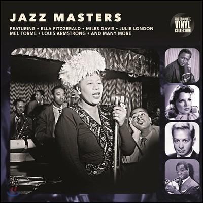 재즈 거장의 명곡 모음집 (Jazz Masters) [LP]