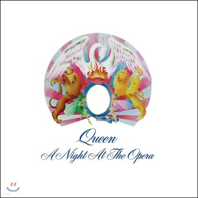 Queen (퀸) - A Night At The Opera [MQA-UHQ CD Limited Edition]