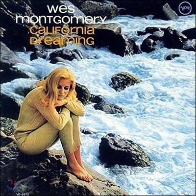 Wes Montgomery (웨스 몽고메리) - California Dreaming [MQA-UHQ CD Limited Edition]