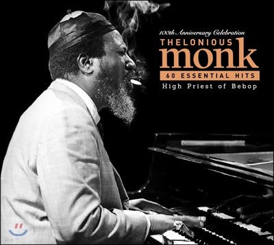 Thelonious Monk (델로니어스 몽크) - 60 Essential Hits: High Priest of Bebob
